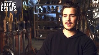 Warcraft | On-set with Ben Schnetzer 'Khadgar' [Interview]
