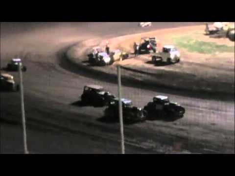Terry McCreery Racing Heat 7-14-2012