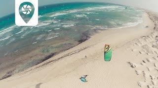 Let's Live - Kitesurfen am Kite Beach Sal, Kapverden