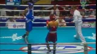 Boxing Laos V Indonesia