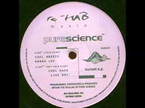 Pure Science - Sunset EP - Cool Breeze