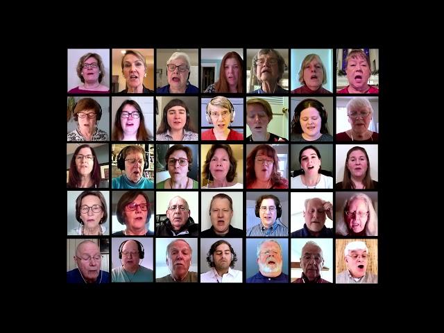 Hallelujah Chorus - The Choristers Virtual Choir