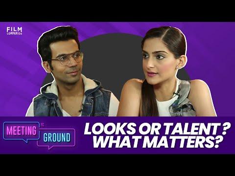 Sonam Kapoor and Rajkummar Rao | The Meeting Ground
