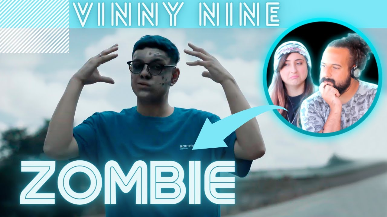 "REAGINDO A ""ZOMBIE"" - VINNY NINE | REACT/ANÁLISE"
