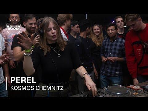 Perel | BOILER ROOM X KOSMOS CHEMNITZ: #WIRBLEIBENMEHR