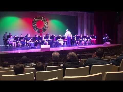 Garrett High School Christmas 2018