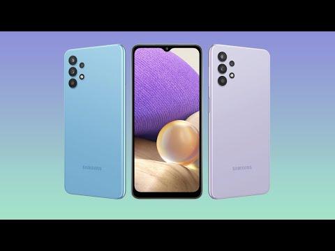 Samsung Galaxy A32 & A32 5G: Thiết kế đẹp mắt, công nghệ 5G và còn gì nữa?