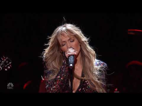Elvis Presley All-Star Tribute 2019 J. Lo sings Heartbreak Hotel Live in Concert Jennifer Lopez HD
