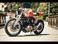 Yamaha Virago XV750 exhaust sound compilation