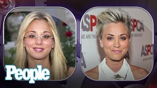 Kaley Cuoco-Sweeting s Evolution of Looks | Time Machine | PEOPLE