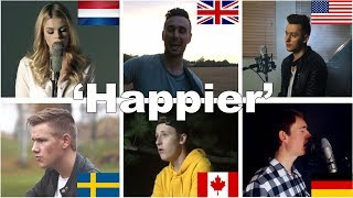 Who Sang It Better: Happier (Germany, UK, Netherlands, Sweden, USA, Canada)