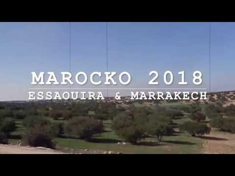 MAROCKO 2018 - ESSAOUIRA