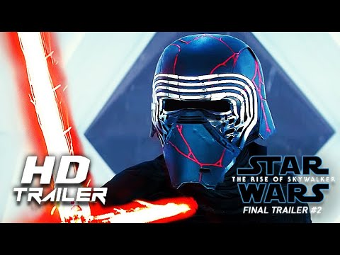 "Star Wars: The Rise Of Skywalker - Exclusive Trailer + TV Spot  ""End"""