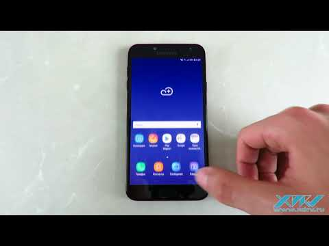 Как установить мелодию на звонок в Samsung Galaxy J4 (2018) (XDRV.RU)