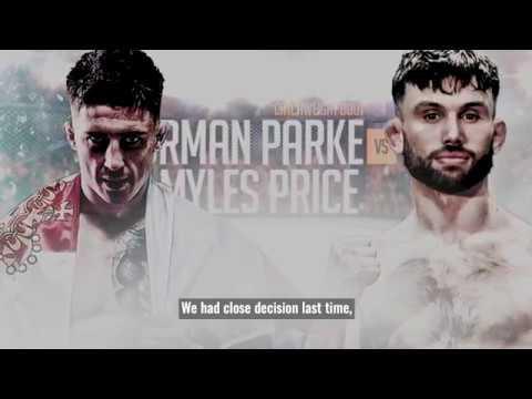 Brave 13 Promo - Norman Parke vs Myles Price