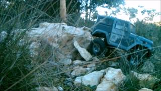crawling ftx rgt outback tundra hsp scale trail action