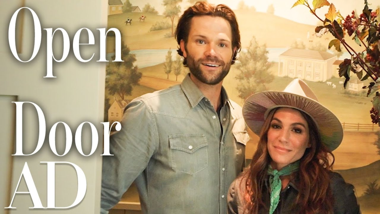 Download Inside Jared & Genevieve Padalecki's Family Farmhouse | Open Door | Architectural Digest