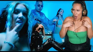 DJ REACTS TO GERMAN HIP HOP!! LUCIANO FEAT. SHIRIN DAVID - NEVER KNOW