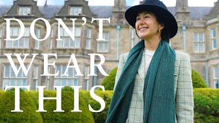 How To NOT Look Like A Tourist | What Not To Wear In Europe \u0026 On Vacation (pt 2)