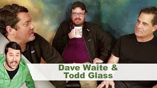 Post-Sesh Interview w/ Dave Waite & Todd Glass (+Ralphie May Tribute) | Getting Doug with High