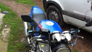 Honda cb1 400 argentina