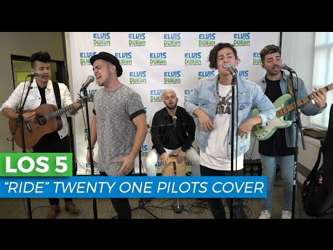 "Los 5 - ""Ride"" Twenty One Pilots Cover 