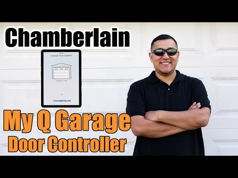 How to Install the Chamberlain MyQ Garage Door Controller (Control a Garage Door with a Smartphone)