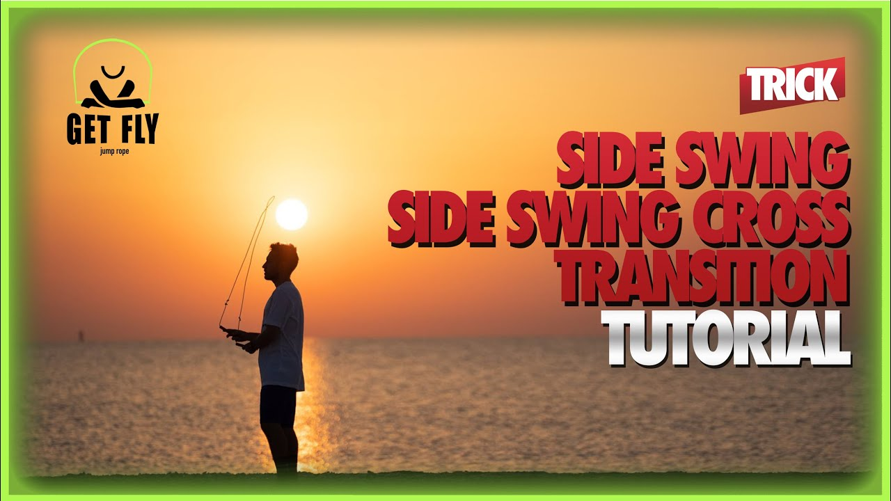 Side Swing ➡ Side Swing Cross Transition