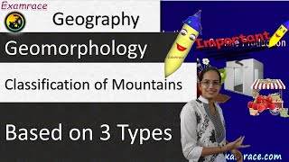 Classification of Mountains Based on 3 Types - Must-Know in Geomorphology