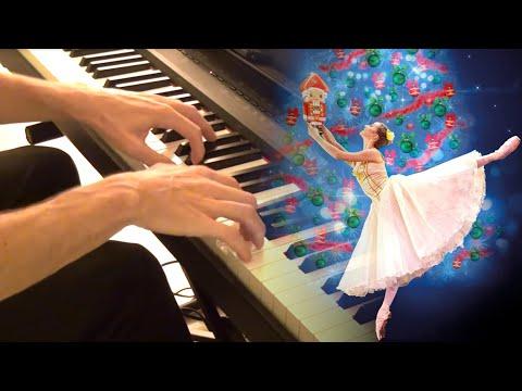 Tchaïkovsky - Dance of the Sugar Plum Fairy (Nutcracker Suite) - piano
