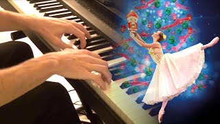 Tchaïkovski - Dance of the Sugar Plum Fairy (Nutcracker Suite) - piano