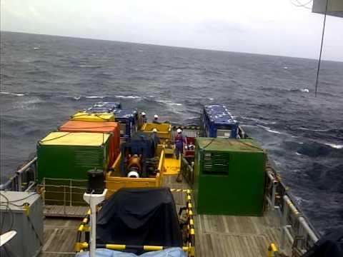 Fast Vessel Operation 3