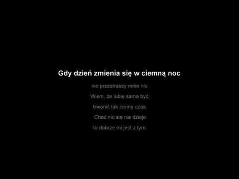 Ania - Trudno Mi Sie Przyznac tekst