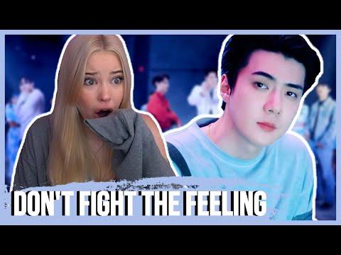 EXO 엑소 'Don't fight the feeling' MV REACTION | Lexie Marie