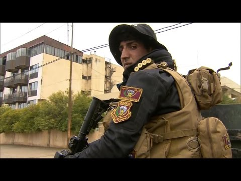 Iraqi forces making gains in Mosul