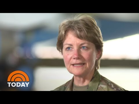 Meet America's Only Female Four-Star General | TODAY