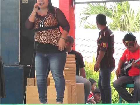 Nyang Riko   Ida Laila   Gebyar Dangdut Tahun baru Taman Wisata Sariyo 2016