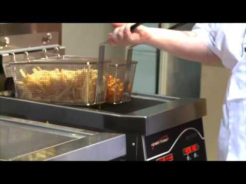 henny chicken breading machine