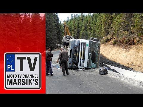 Moto Podróże - [9/12] RUMUNIA 2011 (no comment) MARSIK'S TV