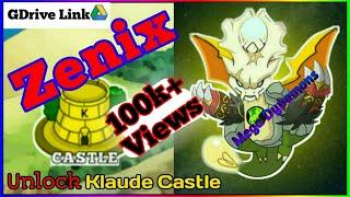 Dynamons World New Update/Unlock Klaude Castle/Zenix Mod/How to open klaude castle/Change Intro screenshot 5