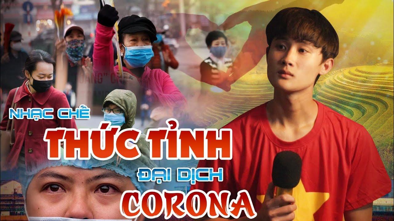 [Nhạc Chế] Tỉnh Thức - Đại Dịch Corona   Khánh Dandy - Huhi Tv