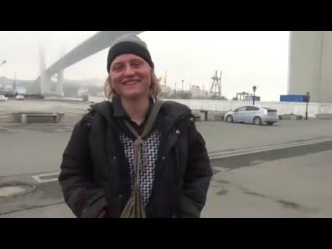 Часть №60 Серега Питерский добрался до Владивостока!!! Встреча!!!