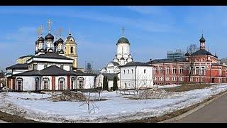 Ставропигиальный Богородице-Рождественский женский монастырь г. Москва.(Богородице-Рождественский монастырь был основан в 1386 г. в память победы на Куликовом поле (по некоторым..., 2017-03-03T12:23:22.000Z)