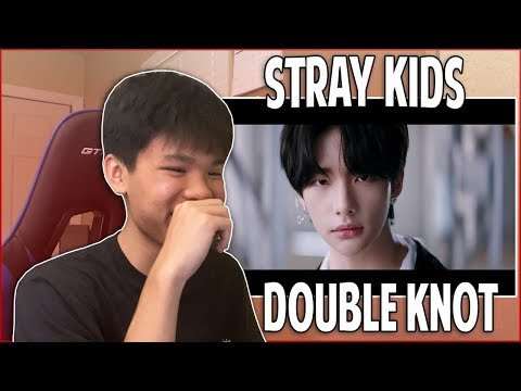 STRAY KIDS 'DOUBLE KNOT' M/V REACTION!