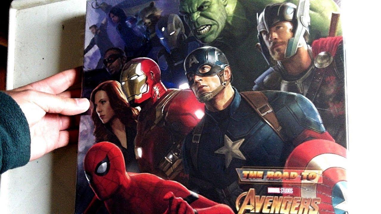 Marvel Infinity Pdf