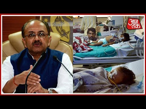 Gorakhpur Tragedy: UP Health Minister Says Children Often Die In August