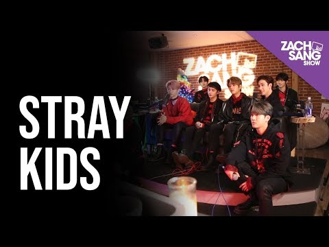 Stray Kids Talk Double Knot English  District 9 Tour Being a Stray Kid