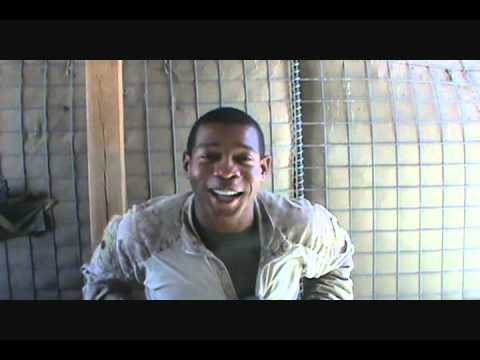 "Marines in Afghanistan - Interview S.Sgt Minnis of ""Tatonka"" - Armored Taxi (part 2of 2)"
