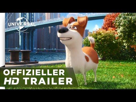Pets – Trailer #2 deutsch / german HD