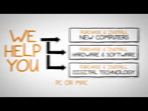 IT Consulting Company | Whiteboard Video | My Computer Guy